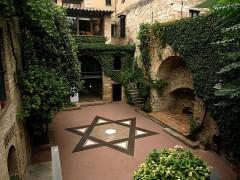 Girona: Especial fires de Sant Narcis. Museu dels Jueus, fotos generals i detalls concrets.